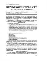 Saatgut Verordnung Dez. 2001
