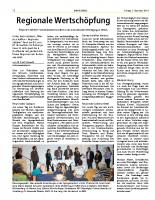 Bericht Ländle 5.12.2014