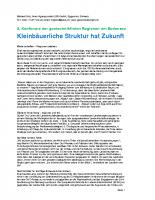 Artikel – kleinbäuerliche Strukturen
