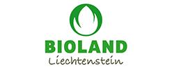 Logo Bioland Liechtenstein