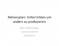 Marc Oberheiden, Caroline Verret