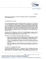 IBK-Einladung zur Konsultation