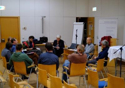 Dialogkreis  Schulgarten, Gem. Gärtnern + SoLaWi